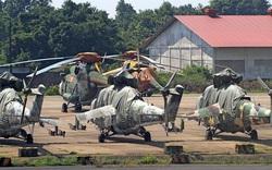 NÓNG: Trực thăng quân sự Trung đoàn 917 chính thức chuyển từ Tân Sơn Nhất về Cần Thơ