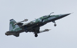 Tiêm kích F-5E của Thái Lan sau nâng cấp mạnh đến mức nào?