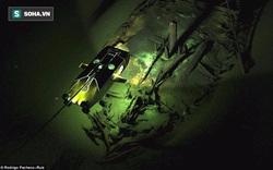 """Phát hiện """"kho báu khổng lồ"""" tại vùng biển chết, không sinh vật nào sống ở Hắc Hải"""