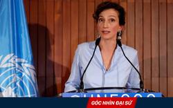Bà Azoulay đau đầu với bài toán Mỹ rút khỏi UNESCO: Niềm vui ngắn chẳng tày gang