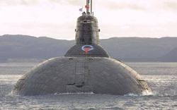 Tàu ngầm hạt nhân Dmitri Donskoy của Nga - Thùng rỗng kêu to