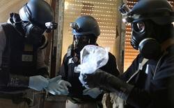 Điều tra vụ tấn công hóa học ở Syria, Damascus tố chính Anh, Mỹ tuồn vũ khí cho khủng bố