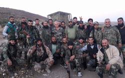 Đặc nhiệm Syria nhận lệnh tiêu diệt khủng bố giáp biên giới Israel: Đánh một lần cho xong!
