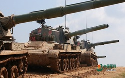 Trung Quốc tận dụng pháo tự hành Type 89 để tăng cường phòng thủ đảo?
