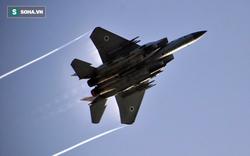 Máy bay chiến đấu Israel không kích quân chính phủ Syria tại Damascus