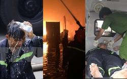 """Cháy lớn tại Cần Thơ: """"Nói CS không chữa được gì, để cháy hoàn toàn thì khổ anh em lắm"""""""