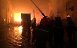 Vụ cháy ở Cần Thơ thiệt hại đến 6 triệu USD, chủ doanh nghiệp ngất xỉu tại hiện trường