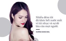 Hương Giang Idol: Cậu bé lập dị và hành trình chuyển giới đầy đớn đau