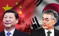 25 năm luẩn quẩn Trung-Hàn: Vui thì làm thượng khách, bất hòa là trừng phạt thẳng tay