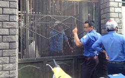 Vụ 3 mẹ con nhốt 6 cán bộ phường, dọa nổ bình ga: Xác định chủ nhà lấn chiếm 300m2 đất