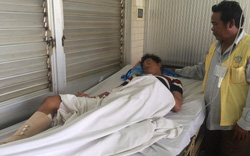 Bệnh viện Chợ Rẫy thông tin về 2 ngư dân Bình Định bị thương do đạn bắn