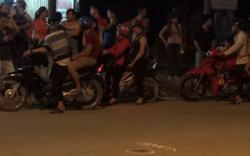Công an mang 2 xe đạp điện ra dựng lại hiện trường vụ tai nạn khiến nữ sinh lớp 8 tử vong