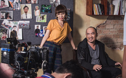 """""""Hoa hậu hài"""" Thu Trang: Đã hài là phải nhảm, nhưng hài tục thì không được!"""
