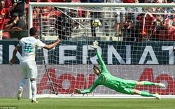 """De Gea sắm vai người hùng, Man United đánh bại Real sau màn """"đấu súng"""" thảm họa"""