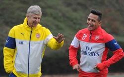"""Hồ sơ chuyển nhượng 24/7: Wenger giữ Alexis Sanchez, """"đổ tiền tấn"""" quyết mua Mbappe"""