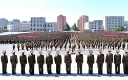 """RT: Triều Tiên chỉ là một """"sân khấu"""" để Mỹ đối phó Trung Quốc"""