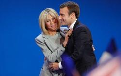 Chuyện tình khó tin của ứng viên tổng thống Pháp Emmanuel Macron lấy cô giáo hơn 24 tuổi