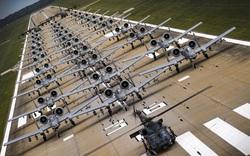 """Màn biểu dương lực lượng của A-10 khiến T-14 Armata """"khiếp vía"""""""