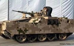 Tường tận sức mạnh xe thiết giáp chở quân hạng nặng Trung Quốc hoán cải từ xe tăng Type 59
