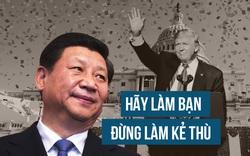 """Trước thềm lễ nhậm chức của ông Trump, chuyên gia nói về quan hệ Trung - Mỹ: """"Tôi rất nản"""""""