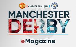 Derby Manchester: Cuộc chiến tranh lạnh chưa bao giờ thôi rực lửa