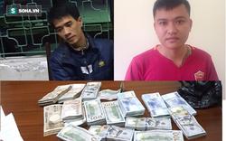 Khởi tố, tạm giam 2 kẻ trộm bọc tiền 6 tỷ đồng trên xe khách
