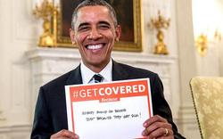 Vài giờ trước khi Trump nhận thua, Obama có bài phát biểu truyền cảm hứng bảo vệ Obamacare