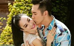 Mỹ nhân gốc Việt - Chung Lệ Đề mang thai với chồng thứ 3 kém 12 tuổi