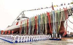 [NÓNG] Trung Quốc hạ thủy khu trục hạm Type 055 đầu tiên