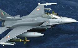 """Tiêm kích F-16 Ấn - Mỹ """"vây ép"""" chiến đấu cơ JF-17 Trung Quốc"""