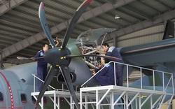 Sau chiến đấu cơ, Việt Nam đã tự chủ sửa chữa lớn, tăng hạn máy bay vận tải