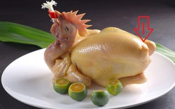 """3 bộ phận trên con gà dù """"khoái khẩu"""" đến đâu bạn cũng không nên ăn"""