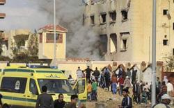 Nóng: Đánh bom, xả súng đẫm máu ở Ai Cập, ít nhất 155 người đã thiệt mạng