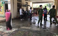 Cháy 2 bình gas lớn, giáo viên sơ tán hơn 200 trẻ mầm non ra khỏi trường
