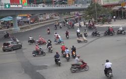 [VIDEO] Có cầu vượt mới, ngã 6 ở Sài Gòn giảm kẹt xe