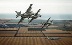 Hé lộ vai trò của không quân Nga ở chiến trường Deir ez-Zor
