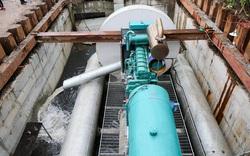 """Cận cảnh """"siêu máy bơm"""" chống ngập hút sạch nước trong 13 phút ở Sài Gòn"""