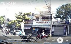 Lộ diện nam thanh niên lái xe bằng chân phóng vù vù trên đường phố Đà Nẵng