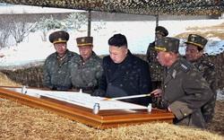 Yonhap: Triều Tiên tập trận pháo binh lớn nhất lịch sử kỷ niệm 85 năm thành lập quân đội