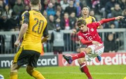 Bayern Munich xác nhận Man United hỏi mua Mueller với giá 100 triệu