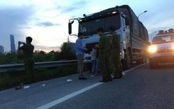 Hà Nội: Đã bắt được kẻ cướp tiền của vợ chồng tài xế xe tải trên Đại lộ Thăng Long