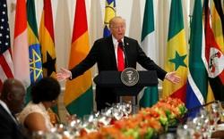 """Tổng thống Trump khen nức nở 1 nước không tồn tại, khiến các đại biểu tại LHQ """"ngơ ngác"""""""