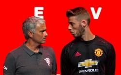 """Hồ sơ chuyển nhượng 23/7: Mourinho dùng từ """"chắc chắn"""" nói về tương lai David de Gea"""