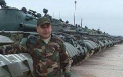 Phá kho, mở niêm, Nga ùn ùn chở xe tăng, thiết giáp đến Syria