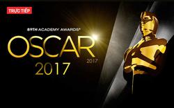 [Trực tiếp] Lễ trao giải Oscar 2017