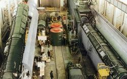 """Ngạc nhiên trước """"tàu ngầm hạt nhân phiên bản trên bộ"""" của Nga"""