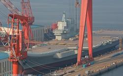 Tàu sân bay mới của Trung Quốc mạnh cỡ nào khi so với các cường quốc?