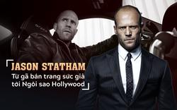 Siêu sao Jason Statham: Tôi quan sát bố mẹ, họ hạnh phúc như 2 con lợn dầm mình trong bùn!