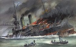 Cuộc giết chóc trên biển trong chiến tranh Nga-Nhật