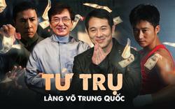 Ghen tị với những căn biệt thự siêu sang của 4 ngôi sao võ thuật đắt giá nhất Hoa ngữ